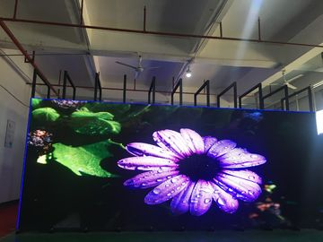 Full Color Tv Indoor Fixed LED Screen P3 P4 RGB SMD Magnetic Design Install