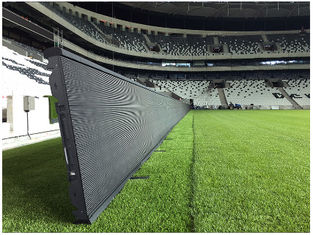 China Video Banner Football Pitch Advertising Boards Hd Tv Digital Advertisingca supplier