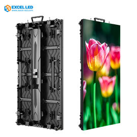 China HD Waterproof Indoor Rental Led Display Screen Full Color Billboard Advertising P4.81 supplier