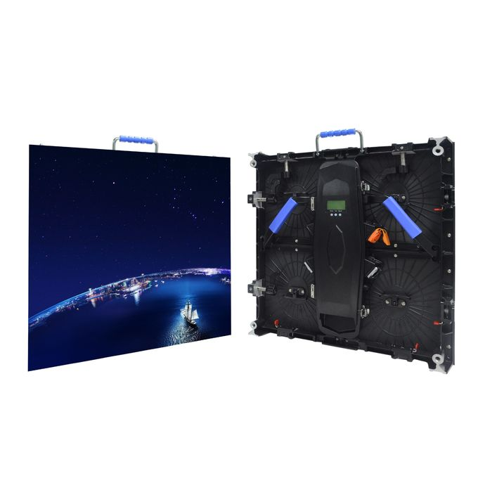 Advertising Outdoor Rental LED Display / External Led Video Wall Screen Hire